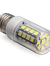 5W E26/E27 LED лампы типа Корн 36 SMD 5050 450 lm Холодный белый AC 220-240 V