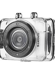 HD720P-f5w mini-ação camcorder fpv câmera 32gb hd1280 x 720 640 x 480 (branco)