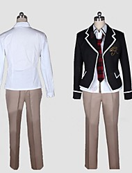 trindade sete Arata traje cosplay kasuga