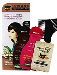 To The Nature  BIPA Hair Color Cream #B1 Black Brown 1set