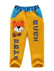 Boy's Cotton Pants , Spring/Fall