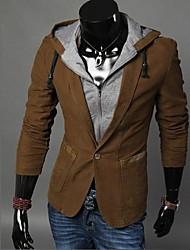 Männer neue Design der beiläufigen dünnen Jacke