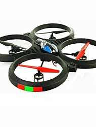 Hua Jun 4.5CH Metal Fuselage Helicopter with LED Lights/ Camer/Gyro Transmitter RTF 2.4G Remote Control HJ801C