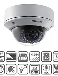 HIKVISION® DS-2CD2732F- IS Dome Водонепроницаемая IP-камера Day Night IR-cut POE
