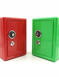 Metal Safe Piggy Bank Saving Box Money Box