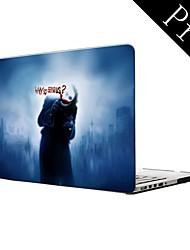 "The Joker Design Full-Body Protective Plastic Case for MacBook Pro 13""/15"" (Non-Retina)"