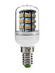 3W E14 LED Mais-Birnen T 48 SMD 3528 180 lm Warmes Weiß Dekorativ AC 220-240 V