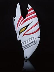 la mort d'un demi-masque de résine de visage pour Halloween