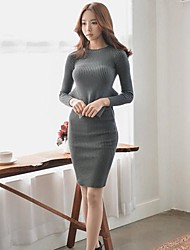 MoMaek R gray T-shirts Korean small fragrant significantly thin irregular sweater + bag hip skirt yarn knitted suit