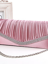 Handbag Silk Evening Handbags/Bridal Purse With