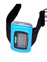 Contec® CMS50F Hand Wrist Oximetry Monitor Blood Oxygen Saturation Monitor 24 Hours
