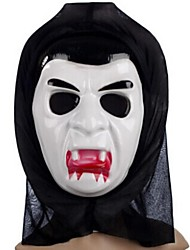 Vampire PVC Tricky Halloween Mask