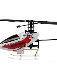 4 Channel Resistance RC Helicopter Aviation Model Remote Control Aircraftt(Random Color)