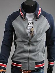 Manlodi Men's Korean Style Coat
