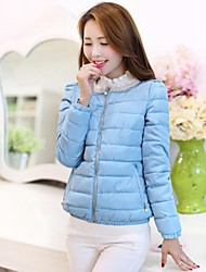 Women's Clothing Dazhongjie Bodycon Fashion Down & Parka