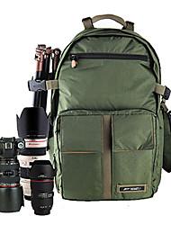 jenova cp-01 nylon impermeável-roubo contra a mochila para a câmera / laptop com capa de chuva