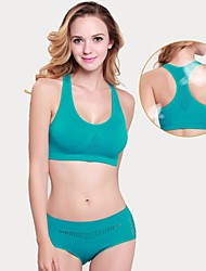 Full Coverage Bras , Seamless/Wireless/Racerback/Sports Bras/Push-up/Padded Bras Nylon/Spandex