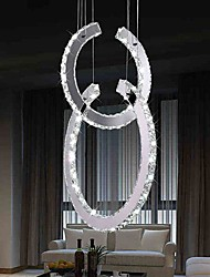 luces colgantes 2 luz moderno sencilla artística
