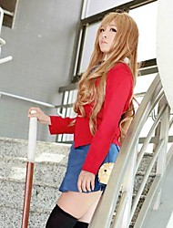 Aisaka Taiga Curly Long Cosplay Wig