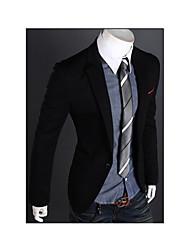 Котон мужская зимняя мода стиль комфортно пиджак