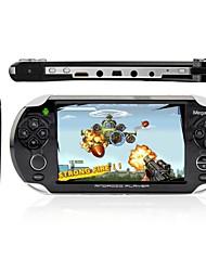 """megafeis 5 """"дюйма 8gb 1080p андроид Ручной портативный игровой консоли WiFi камера HDMI (черный) Рождественский подарок для детей"""