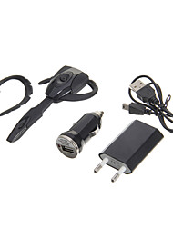 ps3 bluetooth headset hoofdtelefoon& usb-kabel& eu adapter& autolader