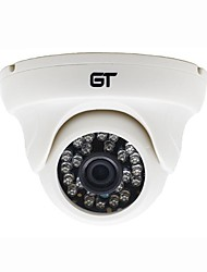 GT VIEW Full HD 1920*1080P 2.0MP 3.6mm Onvif Night Vision P2P Security Indoor Network Mini IP Dome CCTV Camera