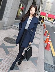 Frauen neue Design, Mode, dünner Mantel