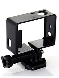 Gopro Accessories Smooth Frame / Mount/HolderFor-Action Camera,Gopro Hero 3 / Gopro Hero 3+ PVC