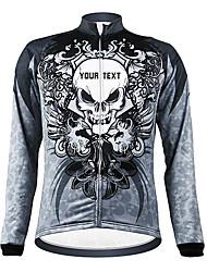 Jerseyes/Personalizada ( Blanco/NegroTranspirable/Cremallera impermeable/Listo para vestir/Resistente al Viento/Mantiene abrigado/Bandas