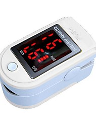 Contec Fingers Oximetry CMS50DL LED Screen, Small Size, Low Power Consumption, Oxygen Pulse Frequency Value Display