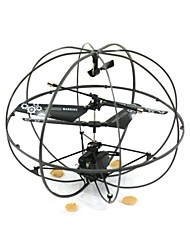 SYMA 2.4g 3.5ch rc Quadcopter mit Gyro / Metall-Schutzring Gimbal Combo 777-286