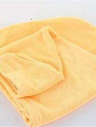 Creative Speed Dry Hair Cap Dry Hair Towel (Random Color)