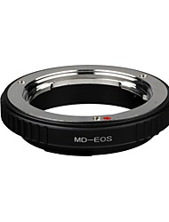 md-eos lens mount adapter Minolta md mc rokkor om canon eos 1d 1Ds Mark II III IV 5d 40d dslr camera