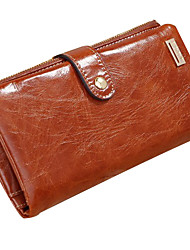 Women's Fashion High Quality Leather Purse