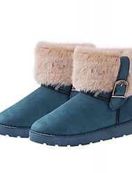 Women's Shoes Snow Boots Flat Heel Ankle boots More Colors available