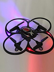 SHIJUE 2.4G 4CH RC Quadcopter wtih Light in Red And Purple