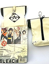 Bleach  zero Purse The Six Team Agent Key bag Cosplay Accessories(Clearance)