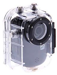 F10W 1080P H.267 Full HD Sports HD DV True Record True Record HD World FPV Camera(Black)