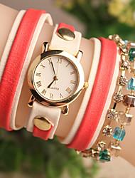 xintianshi женщин алмазов цепи пояса часы