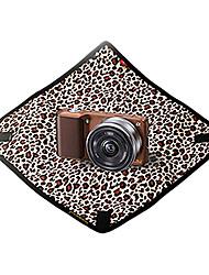 patrón de impresión mcd-40 dustgo leopardo envoltura protectora mágica para SLR (40 * 40 cm)