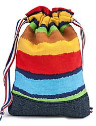 fenchii arco-íris bolsa de pano listra para sony a7r / A6000 / nex11