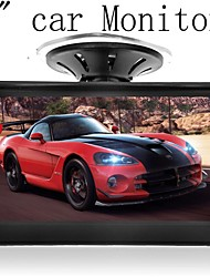 "5"" High Resolution HD 800*480 Car TFT LCD Monitor Screen 2ch Video"