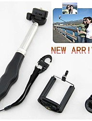 HGYBEST 3-in-1 Monopod for Camera + GoPro Hero / SJ4000 + IPHONE /Samsung