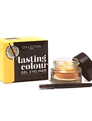 Collection  Lasting Colour Gel Eyeliner #3 Gold  4g