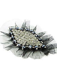 Crystal Beading Decorative Accents for Shoes 1 PCS