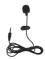 YuanBoTong   YW-001  1.5M 3.5mm Loud-speaker/MP3/MP4/MP5 Media Player Microphone
