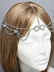 Miss ROSE®Crystal Chain Hair Crown Hair Accessories Wholesale for Women