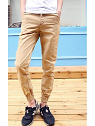 Men's Personalized Embroidery Casual Pants