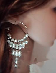 ушных капель корейские преувеличенные Богемии серьги женские